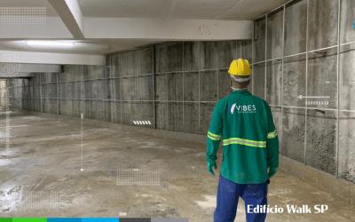 VIBES soluciona infiltrações de alta complexidade em obra próxima ao Metrô Butantã